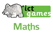 ICT Maths logo