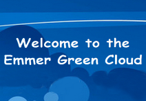emmer green cloud logo