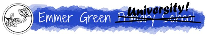 Emmer Green University Logo