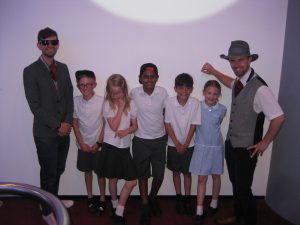 Us with The Write Brothers